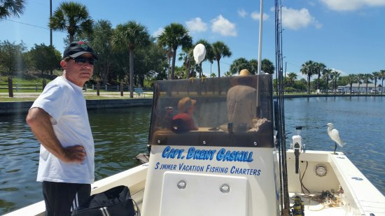 Gulfport, FL: Fishing in Tampa Bay