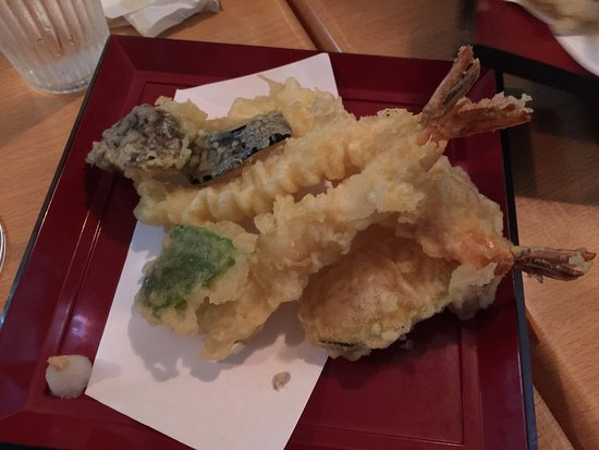Willoughby, Australia: Tempura