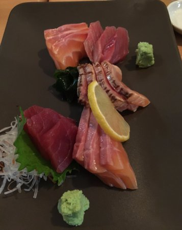 Willoughby, Australia: Sashimi