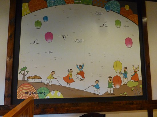 North Wales, PA: enchanting wall murals