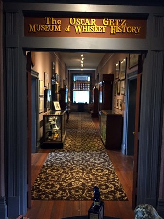 Foto de Oscar Getz Museum of Whiskey History