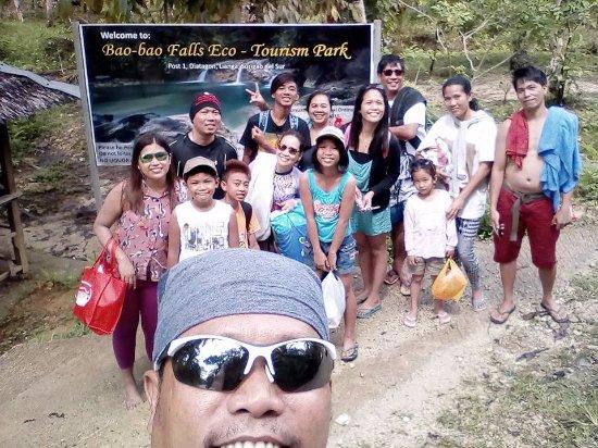 Lianga, Φιλιππίνες: the beauty of bao-bao falls