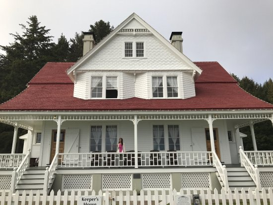 Heceta head lighthouse bed and breakfast reviews