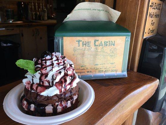 Stevenson, WA: The Cabin Drive-thru