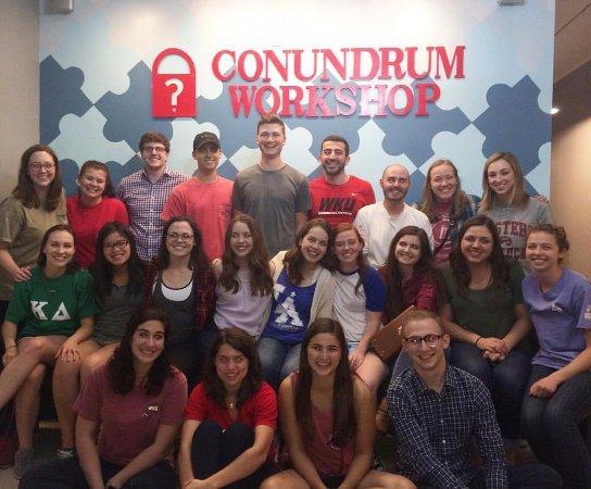 Conundrum Workshop