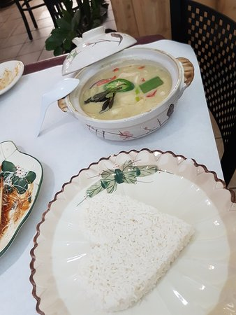 Burlington, CO: Chen Vuong Thai Asian Restaurant