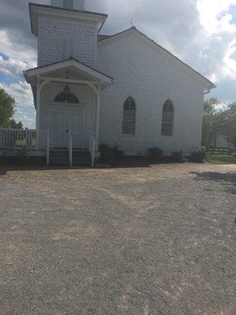 Edgard, LA: Antioch Church.