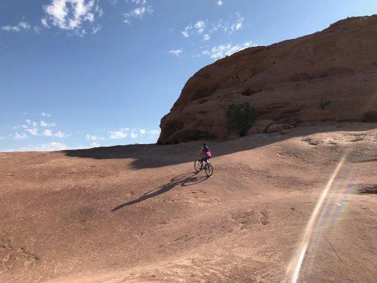 Slickrock Bike Trail: photo1.jpg