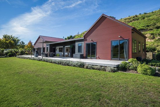 Kiwiesque Vineyard Villas