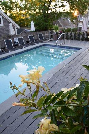 8 Dyer Hotel: Heated pool
