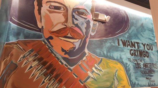 Los Antojitos: Men's Restroom