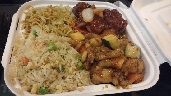 Pleasanton, CA: Great fast food, excellent value