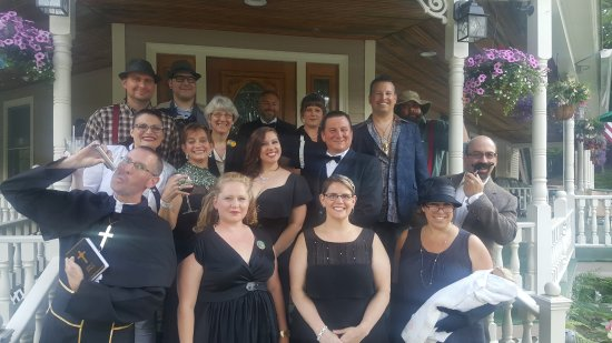 Bernerhof Inn Bed and Breakfast: Murder Mystery Weekend LOL FUN FUN FUN