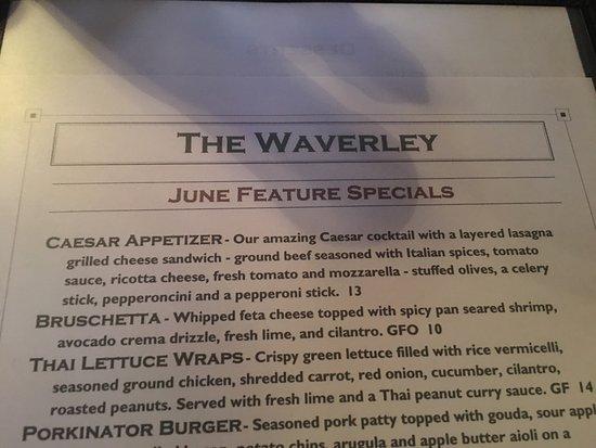The Waverley Hotel Pub: photo2.jpg