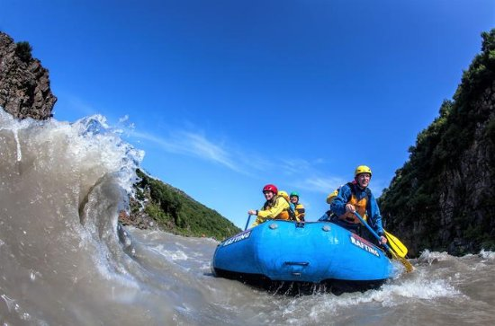 Golden Circle and River Rafting...