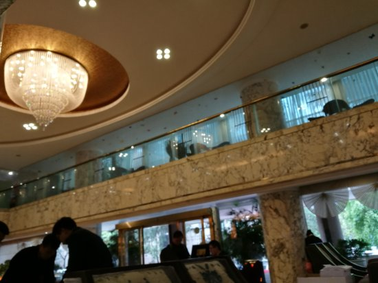 Lian Yun Hotel: Look big but there's some conference or something a bit crazy at that time.