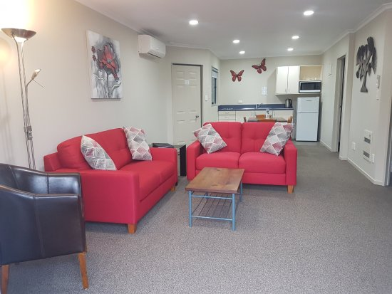 Te Awamutu, Neuseeland: Family 2 Bedroom Spa Unit