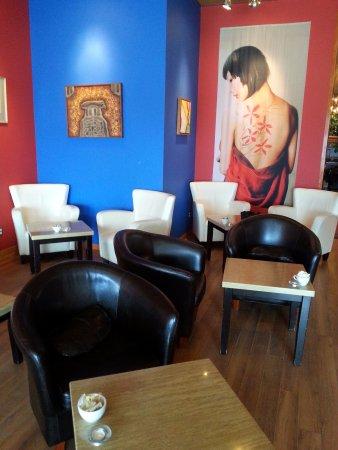 Le Moussonneur Cafe & The Lounge : Lounge