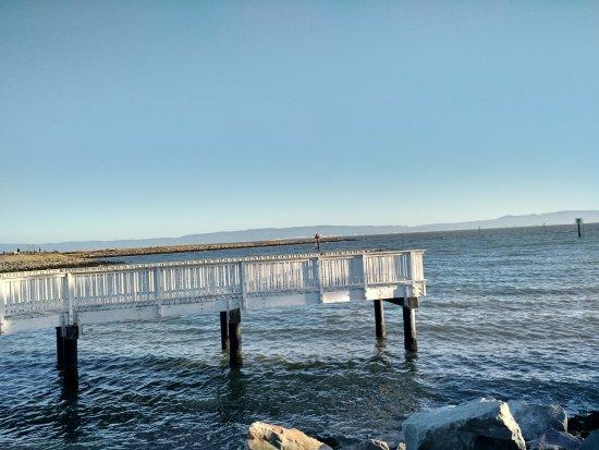 San Leandro, Califórnia: Marina dock
