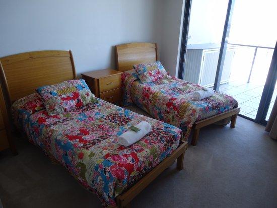 Caloundra, Australia: Bedroom