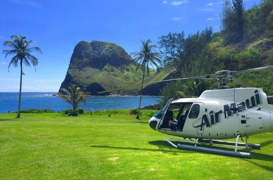 Maui and Molokai Helicopter Tour with...