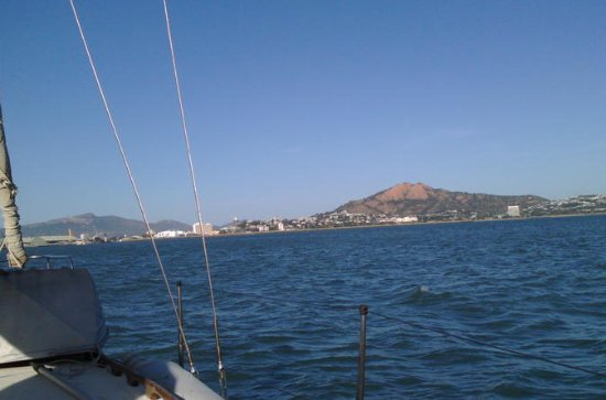 Magnetic Island Morning Sail