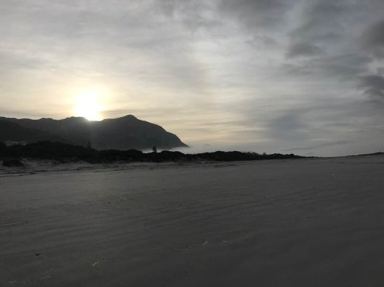 Hermanus, Afrika Selatan: Grotto Beach