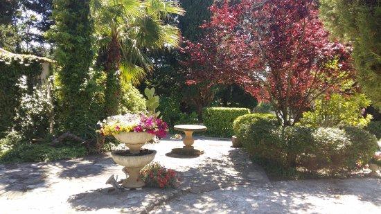 Les Liserons de Mougins : beautiful gardens