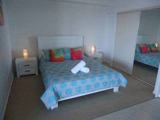 Caloundra, Australien: Bedroom