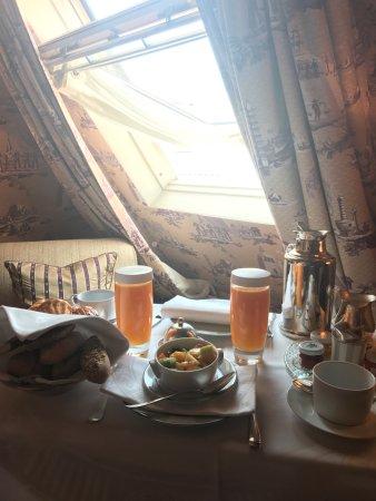 Hotel Daniel: Breakfast, excellent!