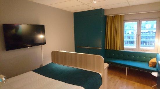 Kista, السويد: Room 524