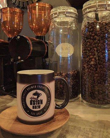 AsianBrew Coffee Shop