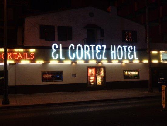 El Cortez Hotel & Casino Photo