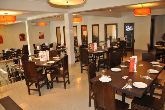 Wattala, Sri Lanka: Dining areas