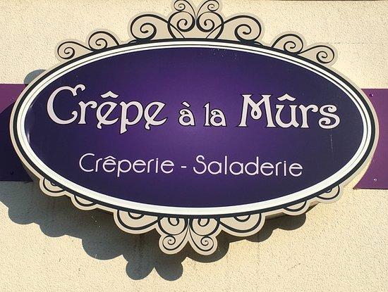 Murs-Erigne, Francja: Pour trouver la crêperie