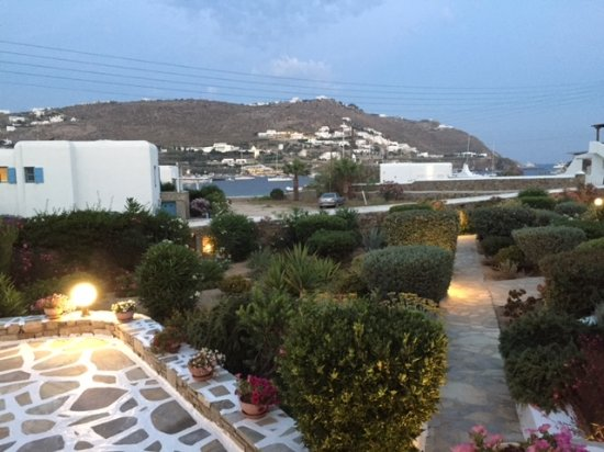 Hotel Erato Photo