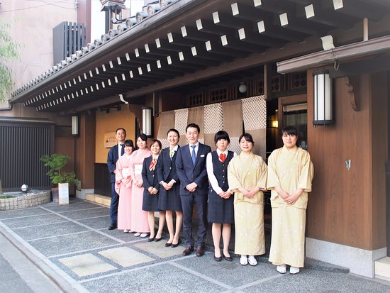 Nishiyama Ryokan: Thank you for coming