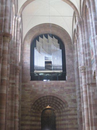 Kosmorama - Speyer Cathedral by Hubert Sattler on artnet