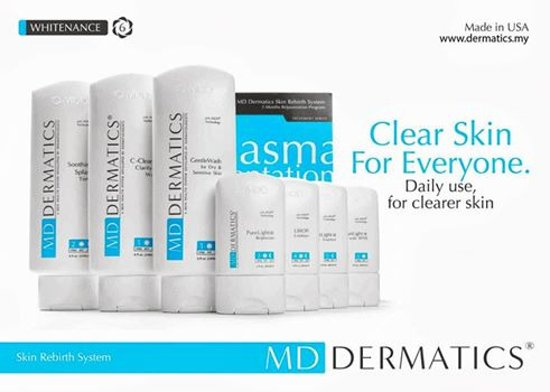 MD Dermatics Skin Care from USA - Picture of Eska Aesthetic