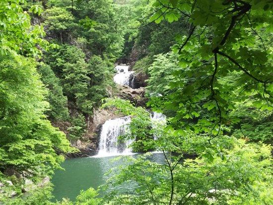 Mitsudaki Falls
