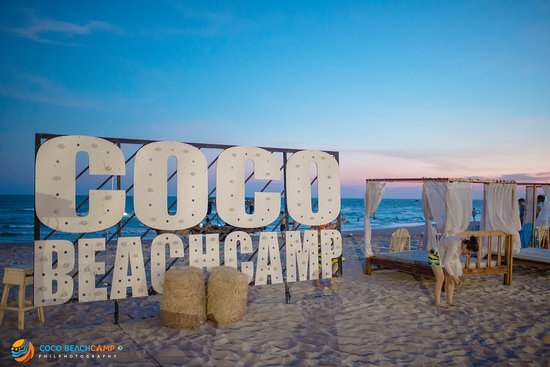 Coco Beachcamp Updated 2018 Campground Reviews La Gi Vietnam Tripadvisor