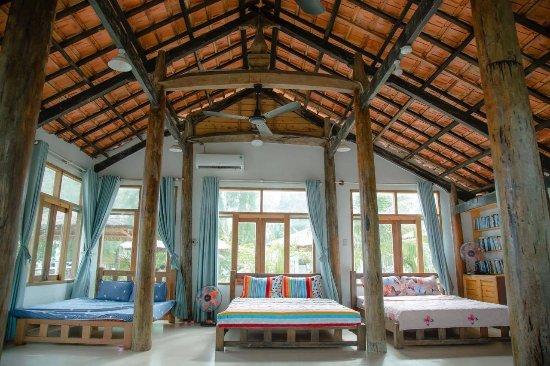 La Gi, Vietnam: Villa