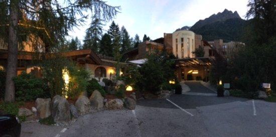Naturhotel Waldklause Photo