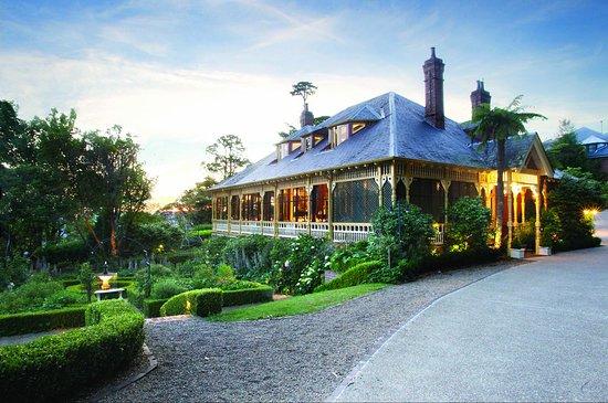 Lilianfels Resort & Spa - Blue Mountains: Darley's Restaurant