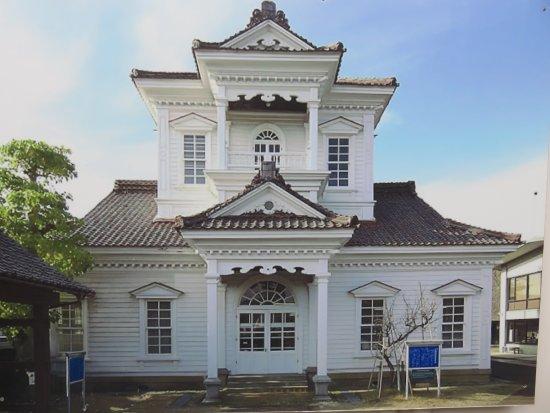 Previsouly Tsuruoka Plice Station