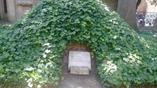 Dantes Grabstein (Tomba di Dante)
