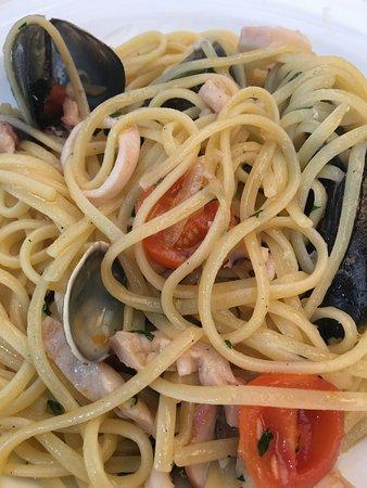 Kogo Slovansky Dum: fresh italian pasta & sea food