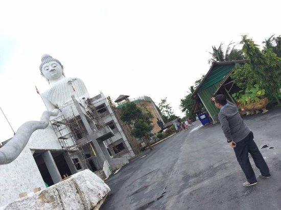 Chalong, Tailandia: Kagum..
