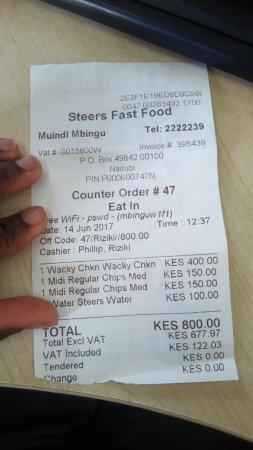 Steers, Nairobi - Restaurant Reviews, Phone Number ...