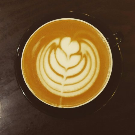 Zest: Love our Red Stag Latte